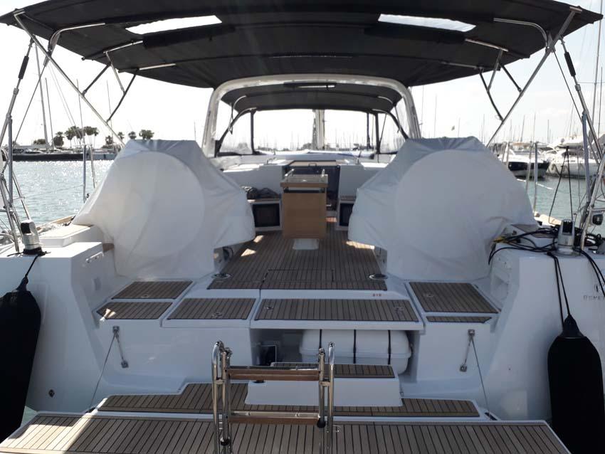 Trabajos Advanced Sails