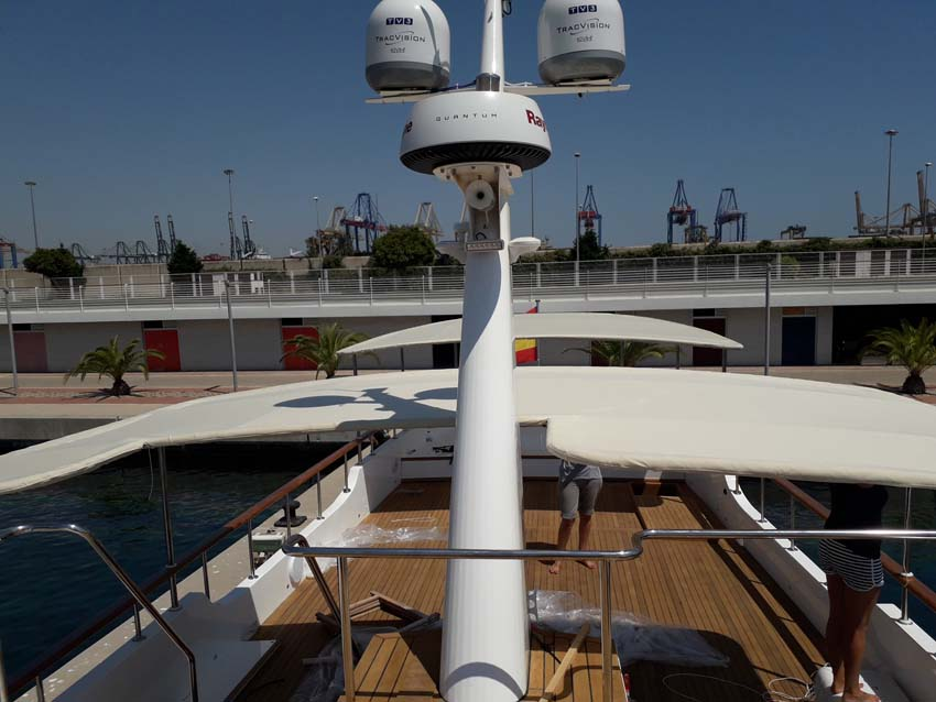 Advanced Sails confección náutica