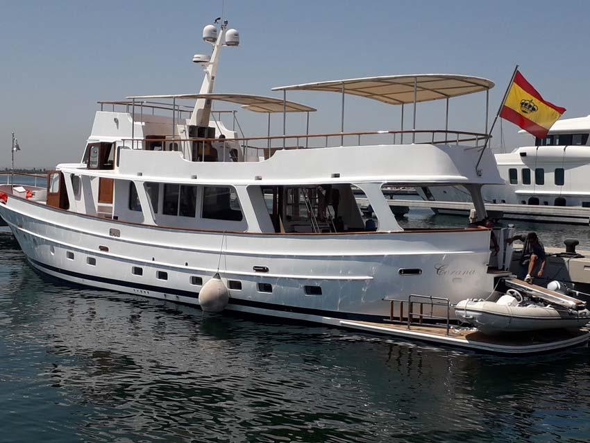 Trabajos Advanced Sails toldos