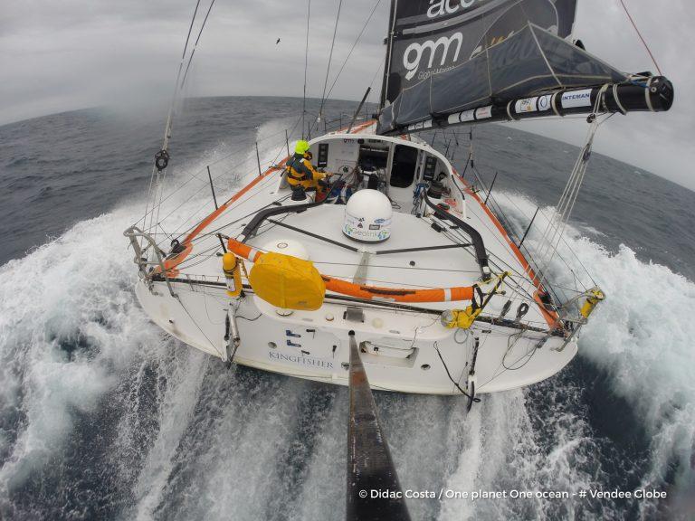 Vuelta al mundo con velas Advanced Sails