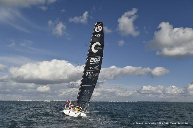 Velas Advanced Sails en la Vendée Globe
