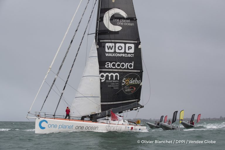 Advanced Sails en la Vendée Globe