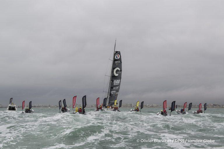 Velas Advanced Sails vuelta al mundo